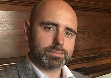 Stephen Doades - VP, Region EU / UK